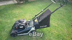 Hayter Spirit 41 self propelled lawn mower. 2013 model. Buyer collects