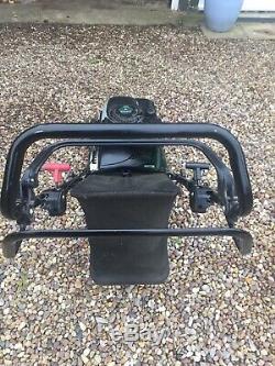 Hayter harrier 41 Self Propelled Petrol Lawnmower Roller Lawn Mower