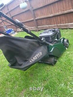 Hayter harrier 41 selfpropelled lawnmower SERVICED