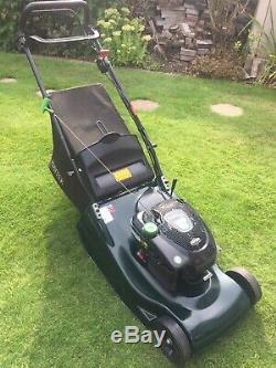 Hayter harrier 48 Ecoplus Self Propelled Petrol Lawnmower Roller Lawn Mower 2015