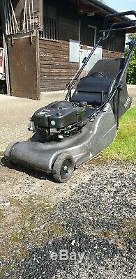 Hayter harrier 48 pro self propelled rear roller lawnmower