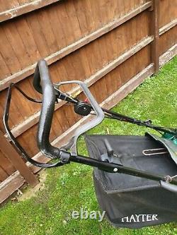 Hayter harrier 56 BBC blade brake clutch selfpropelled lawnmower