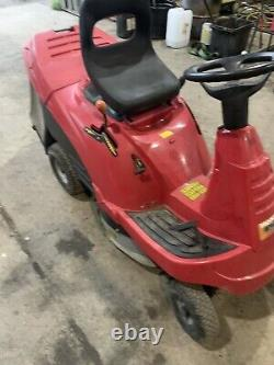 Honda 1211 ride on mower