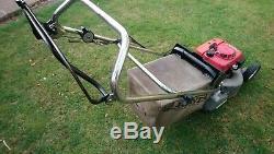 Honda 19 Rear Roller Self Propelled Lawnmower