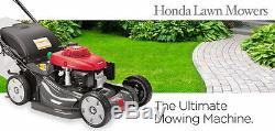 Honda 21 Self Propelled 3 Speed Mower