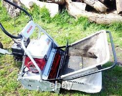 Honda HC24 Series WW4 Ride on Lawn Mower