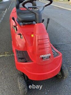 Honda HF1211H Ride On Mower Lawn Tractor Hydrostatic Drive