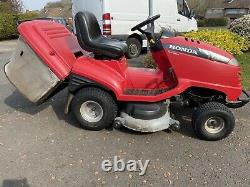 Honda HF2417 Ride On Mower Lawn Tractor 40 Cut Hydrostatic Drive 17HP V-Twin