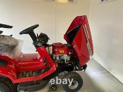 Honda HF2417HM Ride-on Lawnmower. Grass Cutter. Lawn Tractor