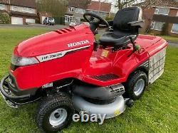 Honda HF2625 HTE Ride on Mower Lawn Tractor 1yr old, With Warranty 48 Cut 26 HP