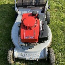 Honda HR 214 SX Self Propelled Professional Petrol Lawnmower 2 Speed 21 Cut
