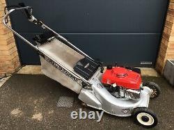 Honda HR194QX 19 Electric Start Self Propelled Roto-stop Petrol Lawnmower