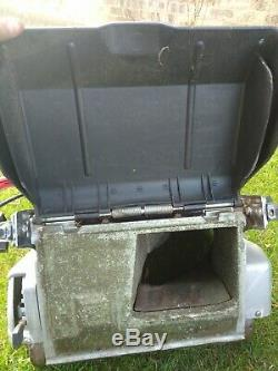 Honda HR1950 Self Propelled Petrol Roller Rotary Mower