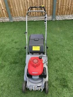 Honda HRB 425c Self Propelled Mower With Roller