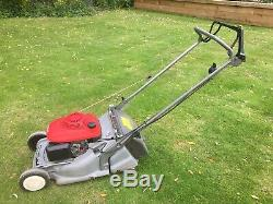Honda HRB 476C Professional Self Propelled mower 19in Cut Rear Roller Serviced