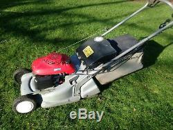 Honda HRB 476c self propelled reconditioned roller mower