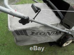 Honda HRB536C Self Propelled Petrol lawnmower 21 CUT Mower