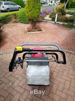 Honda HRD 535 21 Roller Self Propelled Lawnmower