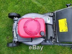 Honda HRD 535 Roller Self Propelled Lawnmower