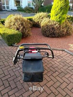 Honda HRD 536 21 Self Propelled Lawnmower