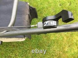 Honda HRD 536 QXE Self Propelled mower 21in Cut Rear Roller Serviced