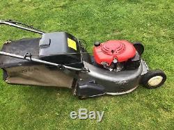 Honda HRD535 21 Rear Roller. Self Propelled Petrol Mower
