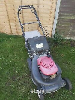 Honda HRD535 21 rear Roller Self Propelled Commercial Machine lawnmover mover
