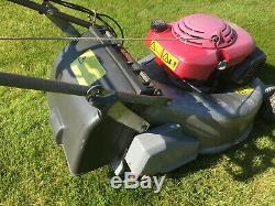 Honda HRD535 Professional Self Propelled Lawnmower 21in Cut Rear Roller Serviced