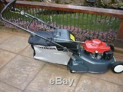 Honda HRD536 21 Cut Rear Roller Drive Mower Self Propelled 12 MONTHS WARRANTY