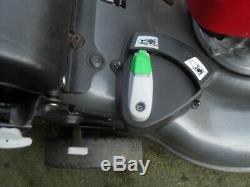 Honda HRG536 C Self Propelled Smart Drive Petrol lawnmower 21 CUT Mower 2016