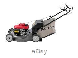 Honda HRG536SK 21 Self-Propelled IZY Petrol Lawnmower NEW
