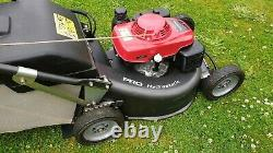 Honda HRH 536 HXE 21 Petrol Lawnmower