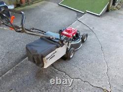 Honda HRH536 HXE 21 inch PRO Hydrostatic Cut Lawn Mower Power Drive