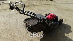 Honda HRH536 QXE Pro Self Propelled Roller Lawnmower/ self propelled lawn mower