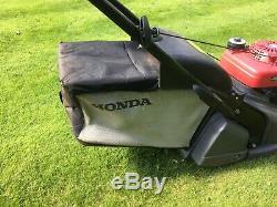 Honda HRX 426C Professional Self Propelled mower 17in Cut Rear Roller Serviced