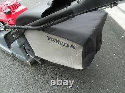 Honda HRX 426CQXE Self Propelled Petrol lawnmower 17 CUT Rear Roller Mower