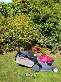 Honda HRX 476 19 Roller Self Propelled Lawnmower