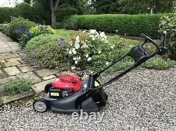 Honda HRX 476 C Self-Propelled Rear Roller Petrol Lawn Mower