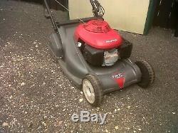 Honda HRX 476 QXE Petrol Lawn Mower Self Propelled