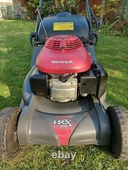 Honda HRX 476 Self Propelled Petrol lawnmower