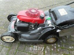 Honda HRX 476C Self Propelled Petrol lawnmower 19 CUT Mower 2018