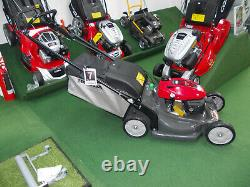 Honda HRX 537 HX Professional 21 Lawnmower NEW Machine Hydrostatic Drive Mulch