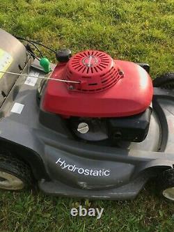 Honda HRX 537 Hydrostatic Self Propelled Petrol Mulching Lawnmower 21