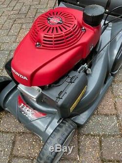 Honda HRX426 Self Propelled rear Roller Petrol Lawnmower