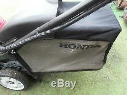 Honda HRX426C SXE Self Propelled Petrol lawnmower 19 CUT Mower