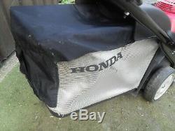 Honda HRX426C Self Propelled Petrol lawnmower 17 CUT Mower