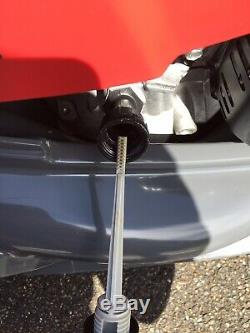 Honda HRX426QX 17 2015 Self Propelled Rear Roller Petrol Lawnmower