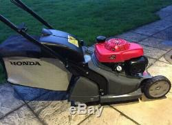 Honda HRX426QX 17 Self Propelled Rear Roller Petrol Lawnmower
