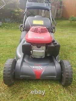 Honda HRX476 Petrol Lawnmower