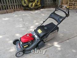 Honda HRX476 QXE 19 inch Rear Roller Power Drive Mower Lawnmower